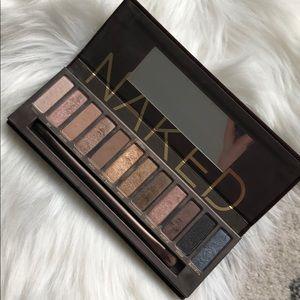 Naked original palette